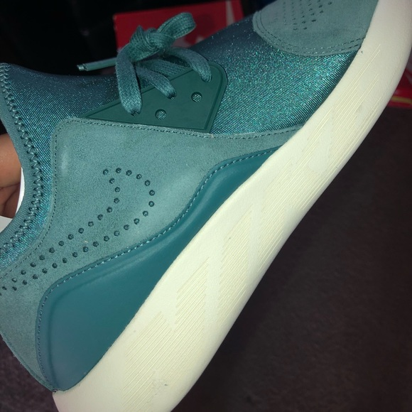 97a6bbd151 Nike Shoes | Lunarcharge Premium Iced Jade Rare Nwb | Poshmark